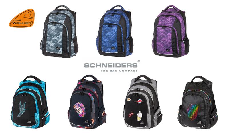 Letošní kolekci lze rozdělit na klasické dvoukomorové školní batohy  modelové řady Snatch a Fame. Jsou vhodné pro studenty od 4. třídy ZŠ. f2f0d1ce7c