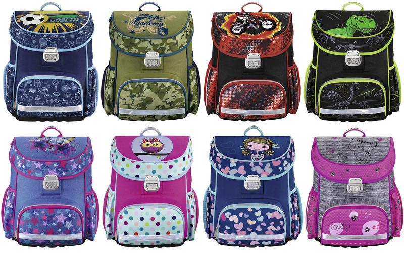 e10454ce45 Nejnovějším přírůstkem do rodiny školních tašek Hama jsou školní aktovky  pro prvňáčky. Jedná se o jednoduché