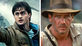 Harry Potter, Indiana Jones