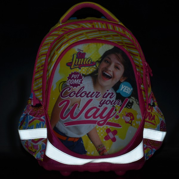 ... Školní anatomický batoh Ergo Junior Soy Luna 21753c1b9a