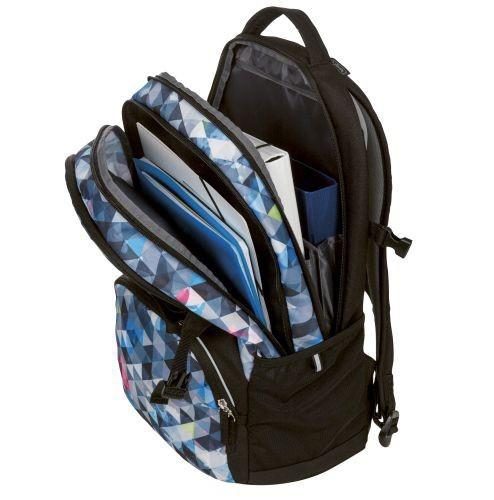 02f89471391 ... Školní batoh Herlitz be.bag cube Snowboard ...