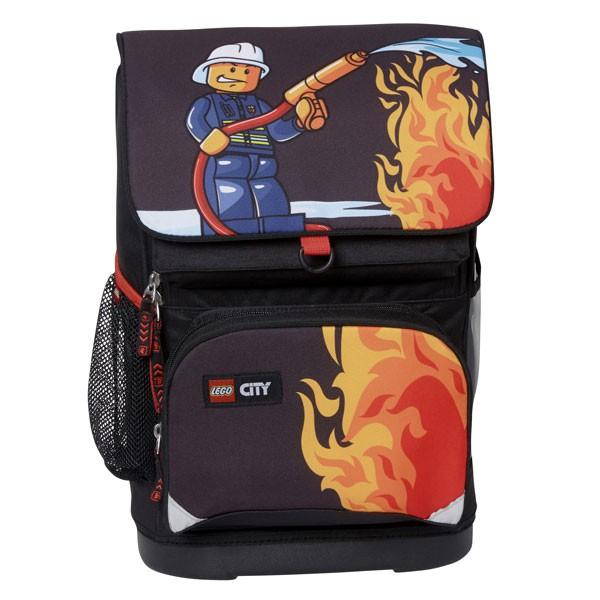 Školní aktovka LEGO CITY Fire Small 2dílný set ... 406959f748