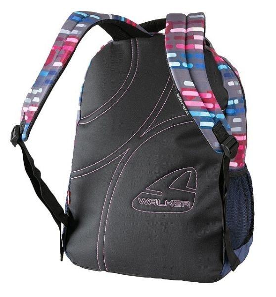 Batoh Walker CLASSIC Lines Blue Pink ... 93e54b5dc8