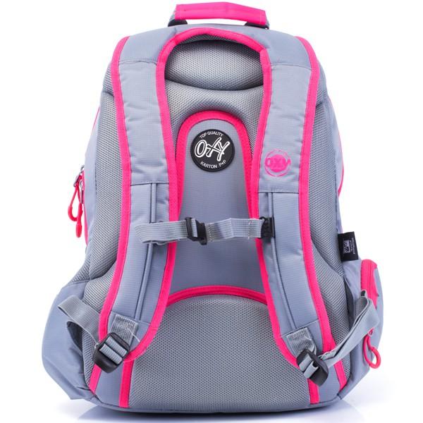 f7f523d0fd Studentský batoh OXY Sport Neon Pink ...