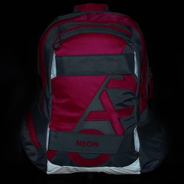 3e996f0bc2 ... Studentský batoh OXY Sport Neon Pink