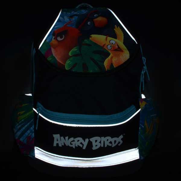 ... Školní anatomický batoh PLUS Angry Birds SET 7730ab3be7