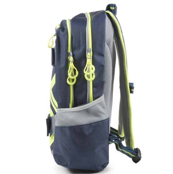 ... Studentský batoh OXY Sport BLUE LINE Green ... 3681b0908e