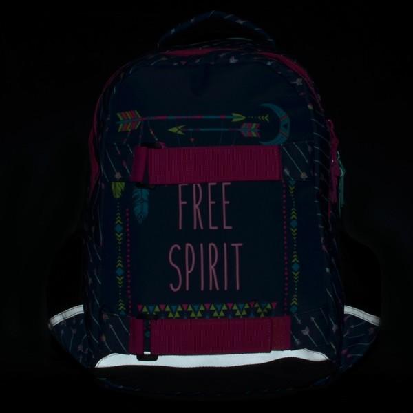 4502b4ef98a ... Studentský batoh OXY One Spirit