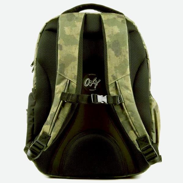 Studentský batoh OXY Style Army a doprava zdarma ... a9e078cda1