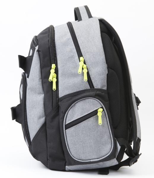 bf410e5cabe ... Studentský batoh OXY Style Grey a doprava zdarma