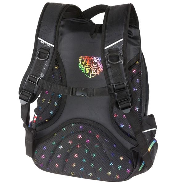 Školní batoh Walker FAME Unicorn black  2159e944a3