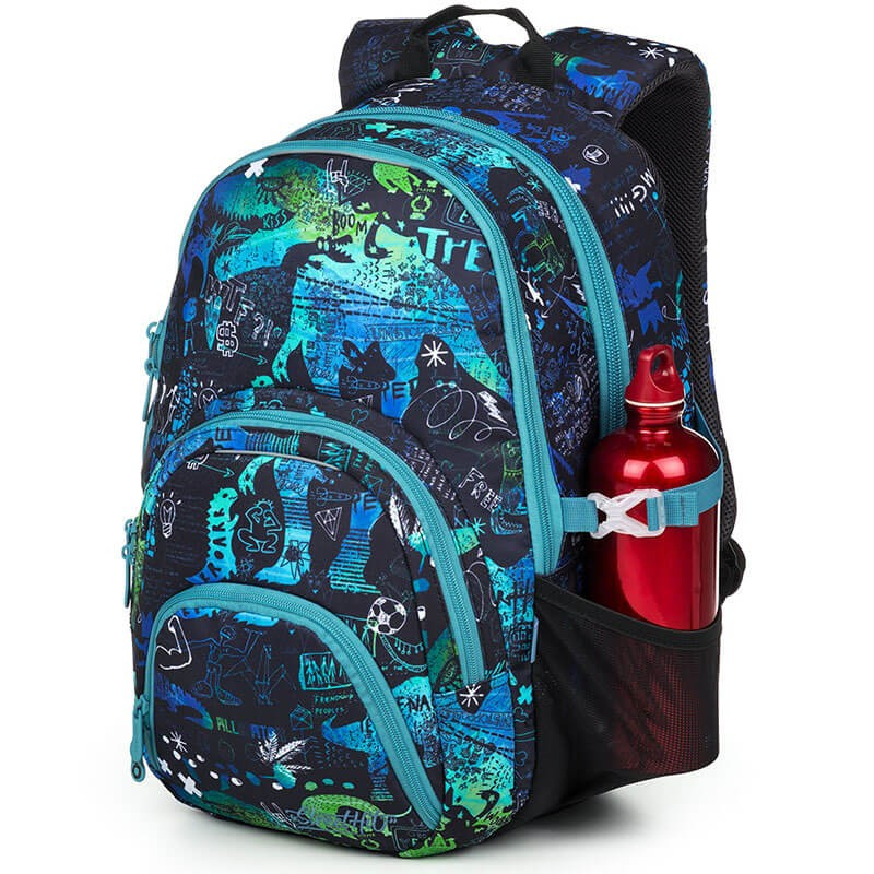 086ad123734 ... Studentský batoh Topgal SIAN 19036 B SET SMALL ...
