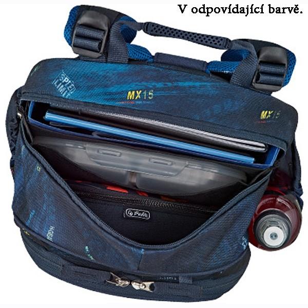 ... Školní batoh Herlitz Bliss Auto a nůžky zdarma 48c4ea61ea