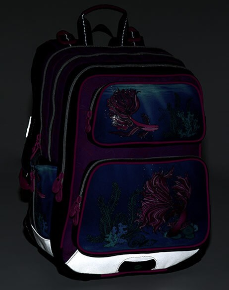 ... Školní batoh Bagmaster GALAXY 9 C SET + doprava zdarma 04f8cc3c29