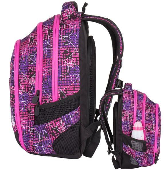 Studentský batoh Bagmaster DIGITAL 7 B + klíčenka a doprava zdarma ... a484a035de