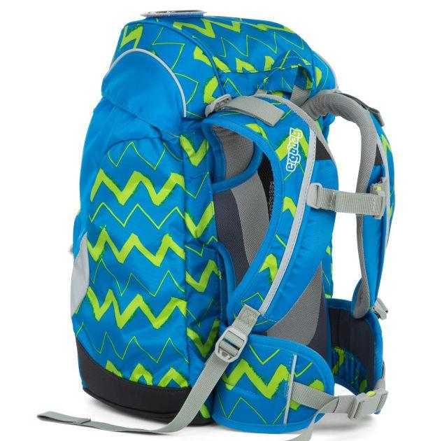 ... Školní batoh Ergobag prime modrý Zig Zag SET a doprava zdarma ... ad5f1ff93c