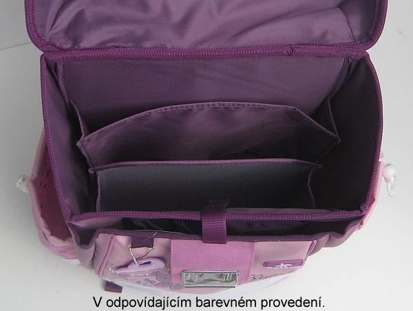 a910181b921 ... Školní batoh Belmil 403-13 Purple Flying Butterfly - SET + doprava a  potřeby Koh ...