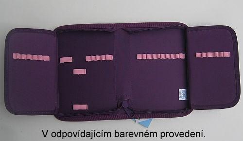 239dbd52a0d ... Školní batoh Belmil 403-13 Purple Flying Butterfly 2dílný set ...