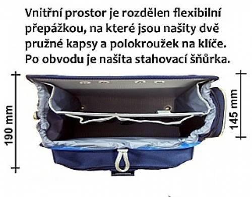 ... Školní batoh Emipo Sova 3 dílný set a desky zdarma ... 22cf1c8298