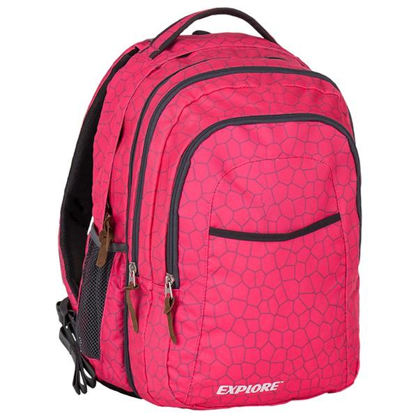 319a48a717a Školní batoh EXPLORE ANNA Honey 2 v 1 ...