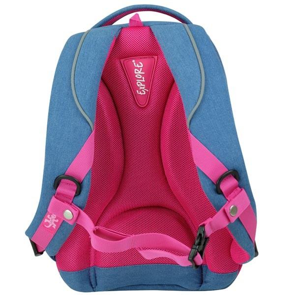 Školní batoh EXPLORE srdíčka 2 v 1 ... aa8f548ec5