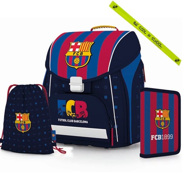 Karton P+P Set 3-dílný PREMIUM FC Barcelona