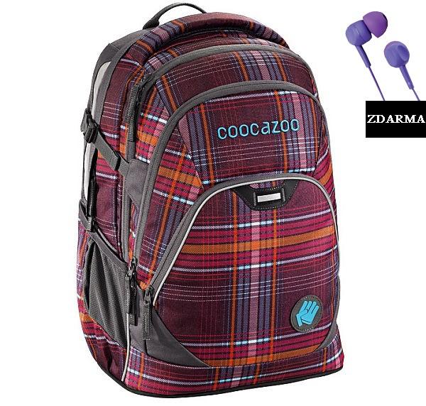 3344982027a Školní batoh Coocazoo EvverClevver2