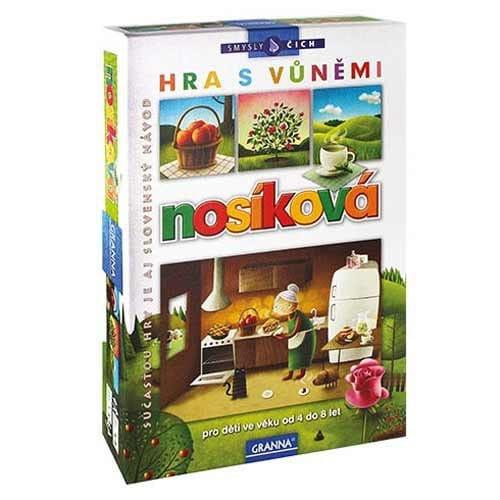 Granna Hra s vůněmi: Nosíková dětská hra