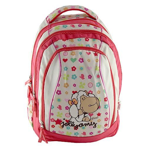 Školní batoh 2 v 1 Nici Jolly Amy