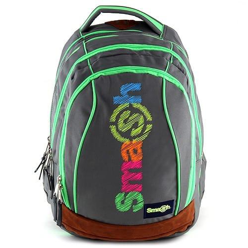 Školní batoh Smash 2v1 zelený a9f147a9e3