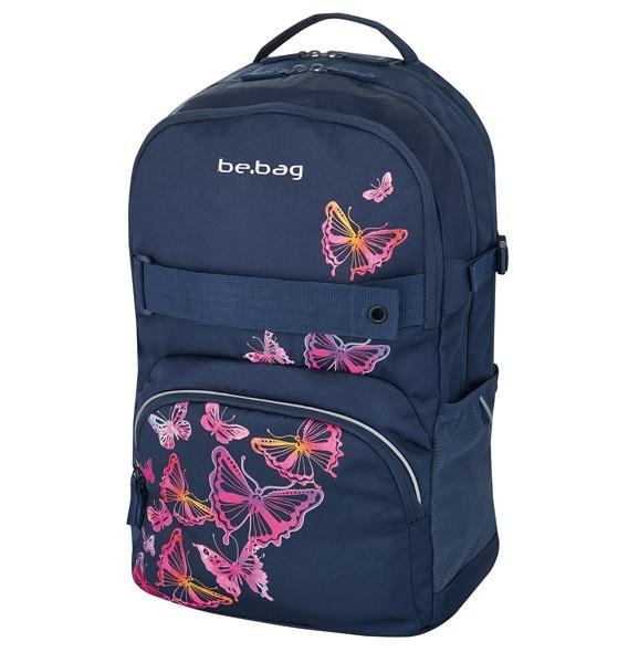 Školní batohy pro 2. stupeň v barvě modrá  289736a6f7e