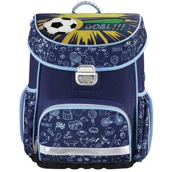 Školní aktovka pro prvňáčky Hama Fotbal
