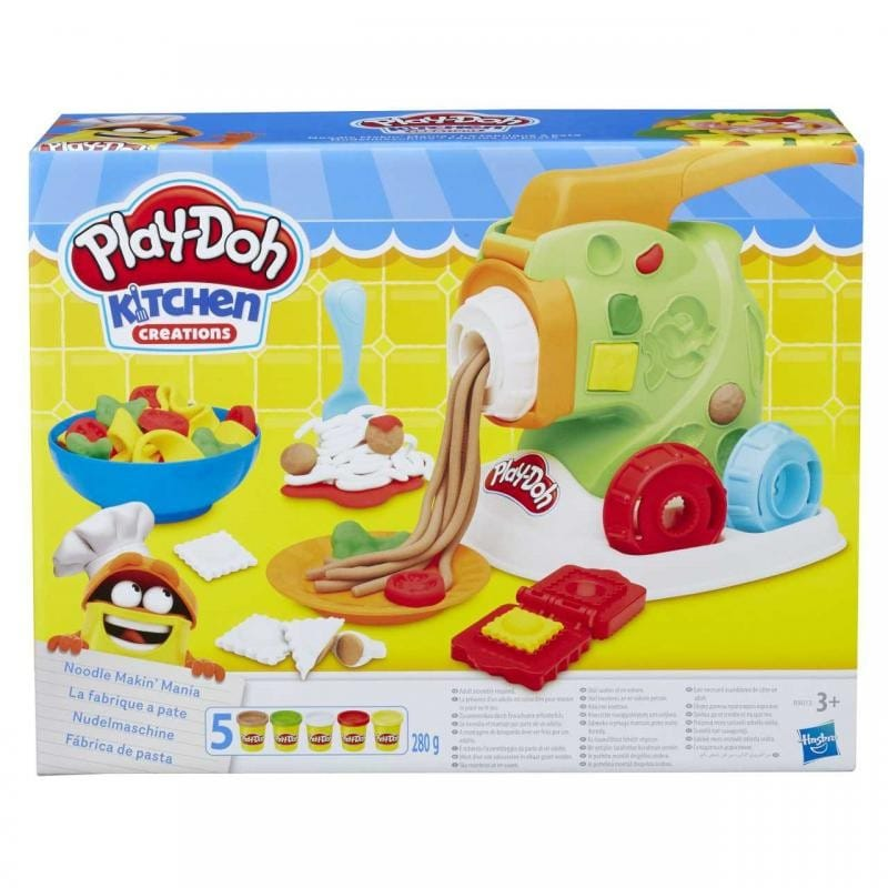 Play-Doh Sada s mlýnkem na výrobu těstovin 583b513acd0