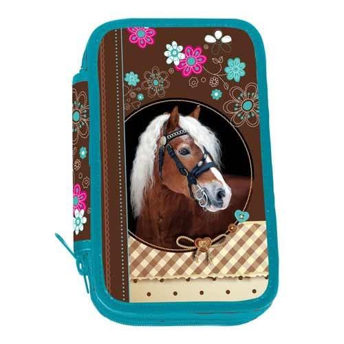 Penál Sweet Horse dvoupatrový 4a11bbba15