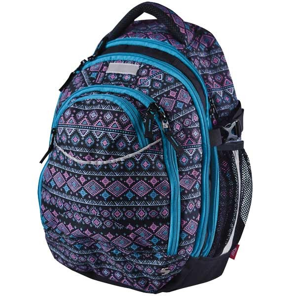 Školní batohy pro 2. stupeň v barvě modrá  b3d33c0b97