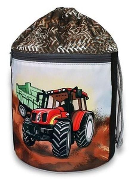 Kulatý vak Traktor