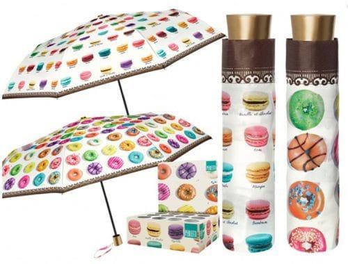 Deštník Donuts skládací