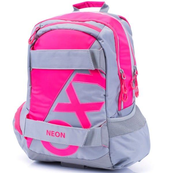 22837f73e4 Studentský batoh OXY Sport Neon Pink