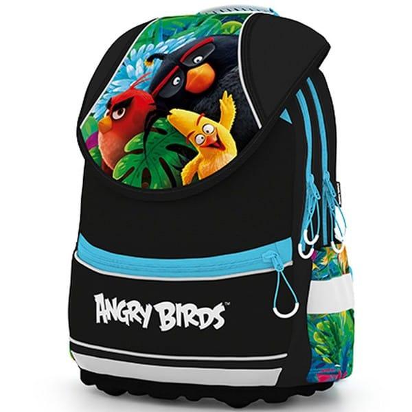 b6d7a797a4b Karton P+ P školní anatomický batoh PLUS Angry Birds