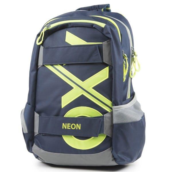 Studentský batoh OXY Sport BLUE LINE Green  c17fc1aea3