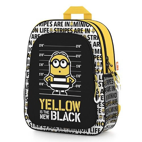 Kvalitní školní batohy a aktovky v motivu Mimoni  1aa432681b