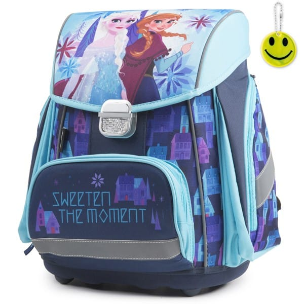 Karton P+P Školní batoh PREMIUM Frozen Ledové království