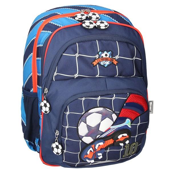 Školní batoh SPIRIT Kids Fotbal  bf7d2a9f72