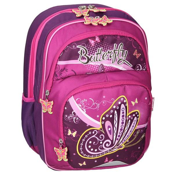 3c19f0162f8 Školní batoh SPIRIT Kids Motýl
