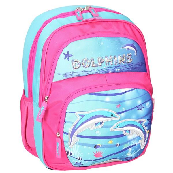8dbf6503cbd Školní batoh SPIRIT Kids Delfíni