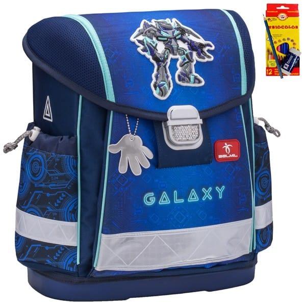 Školní batoh Belmil 403-13 Galaxy+ doprava a potřeby Koh-i-noor ZDARMA