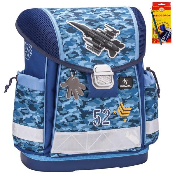 Školní batoh Belmil 403-13 Sky+ doprava a potřeby Koh-i-noor ZDARMA