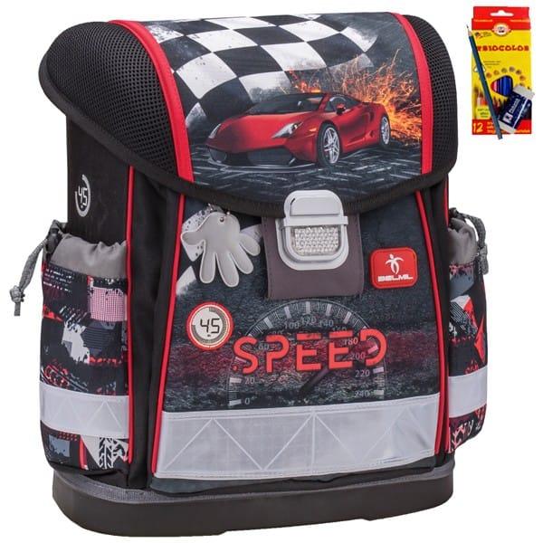 Školní batoh Belmil 403-13 Speed + doprava a potřeby Koh-i-noor zdarma