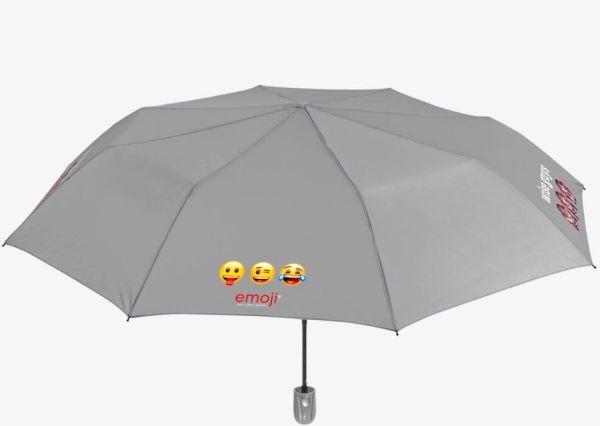 Deštník Emoji II. skládací