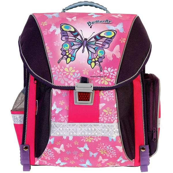 Školní batoh Emipo Anatomic Butterfly